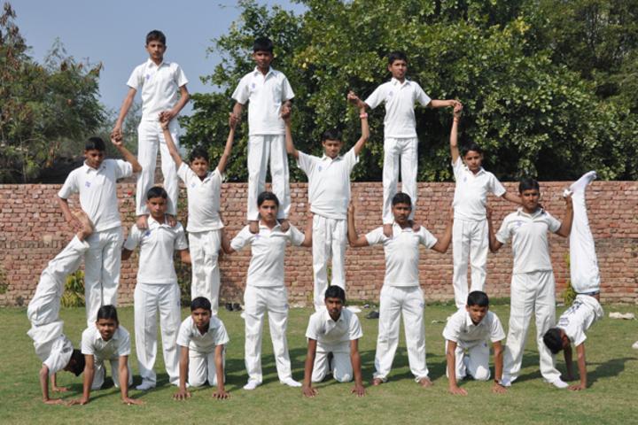 Brij Dham Vidya Mandir-Sports Day