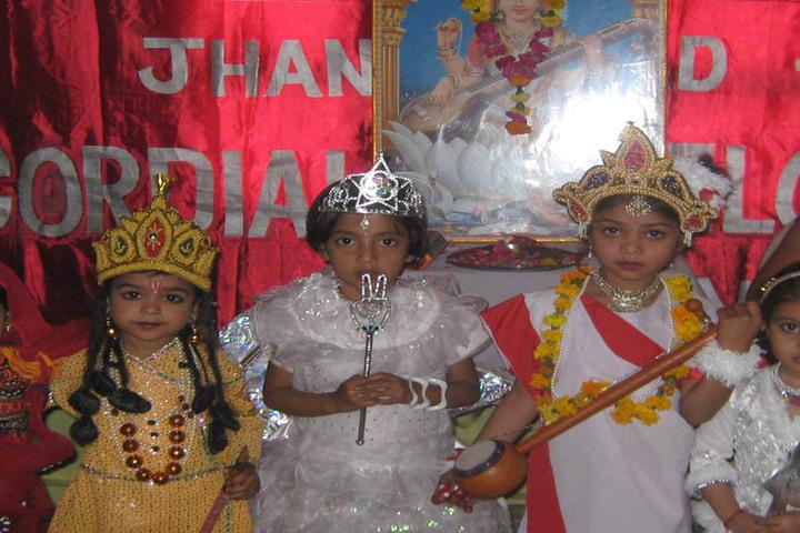 Brij Kunwar Devi Aldrich Public School-Fancy Dress