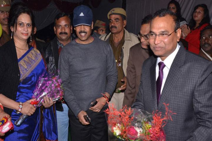 Brij Kunwar Devi Aldrich Public School-Guest