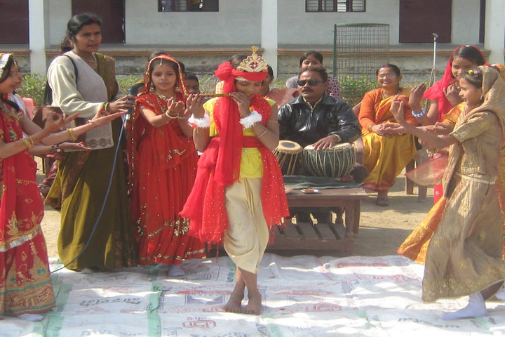 Brij Kunwar Devi Aldrich Public School-Krishna Jayanthi