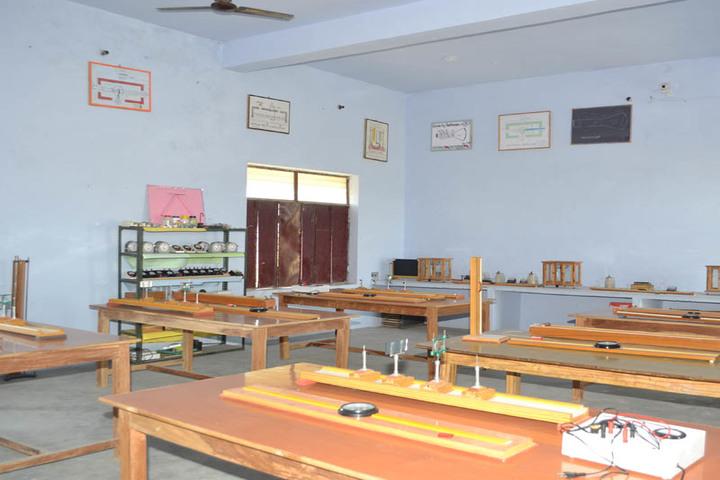 Brij Kunwar Devi Aldrich Public School-Physics Lab