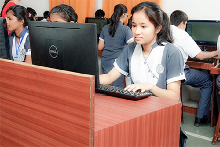 Brij Nandani Convent School-Computer Lab