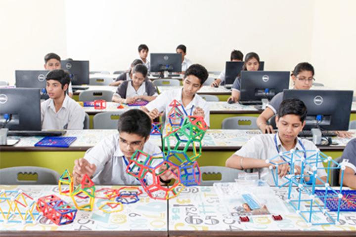 Brij Nandani Convent School-Maths Lab