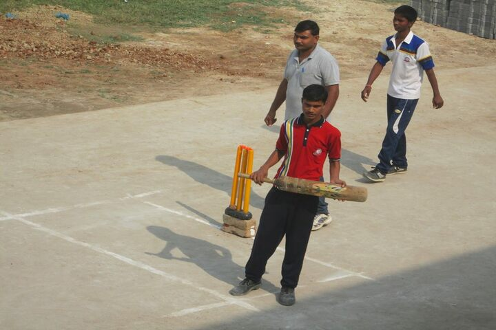 Brijnandani Convent School-Sports