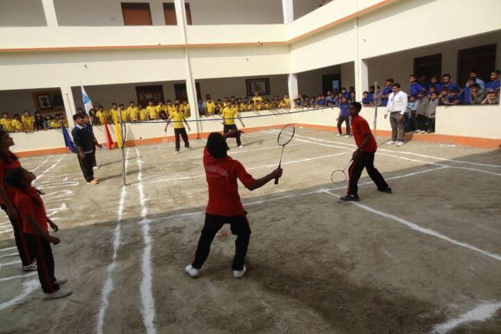 Brio World Academy-Badminton