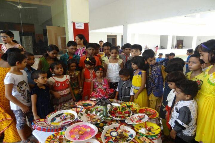 Brio World Academy-Diwali Celebrations