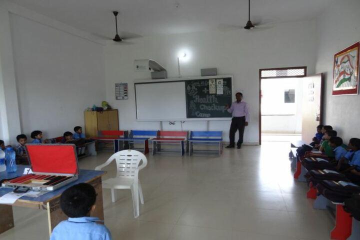 Brio World Academy-Smart Class
