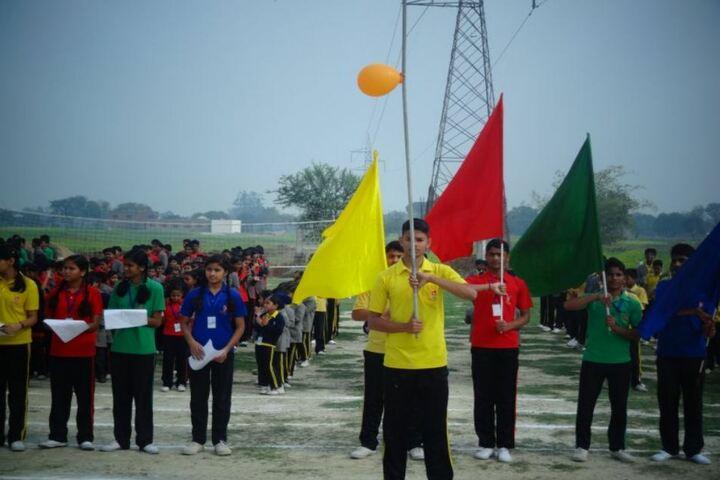Brio World Academy-Sports Day