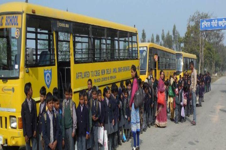 BSS Public School-Bus Facility