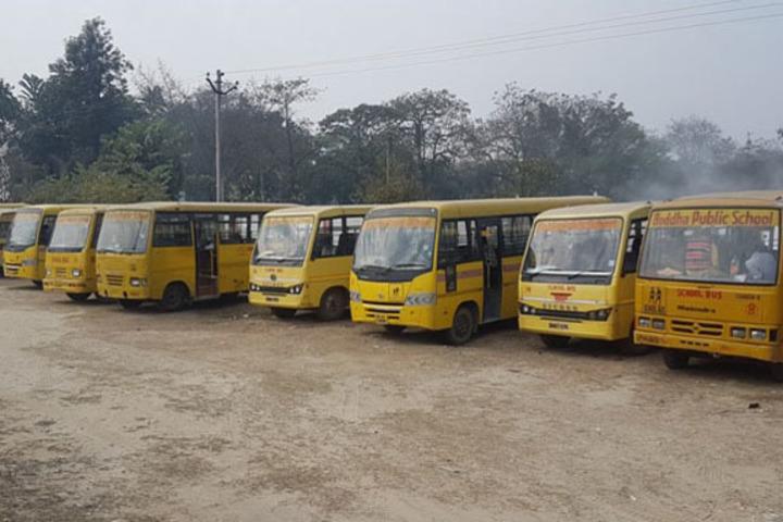 Buddha Public School-Bus Facility