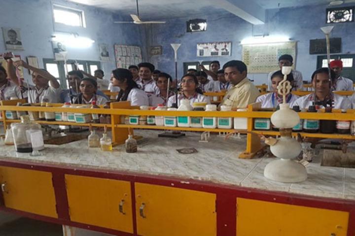 Buddha Public School-Chemistry Lab