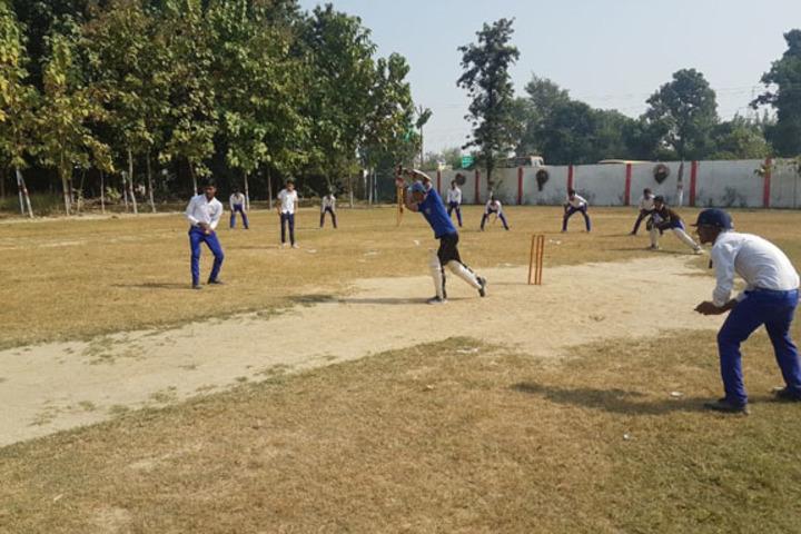 Buddha Public School-Cricket
