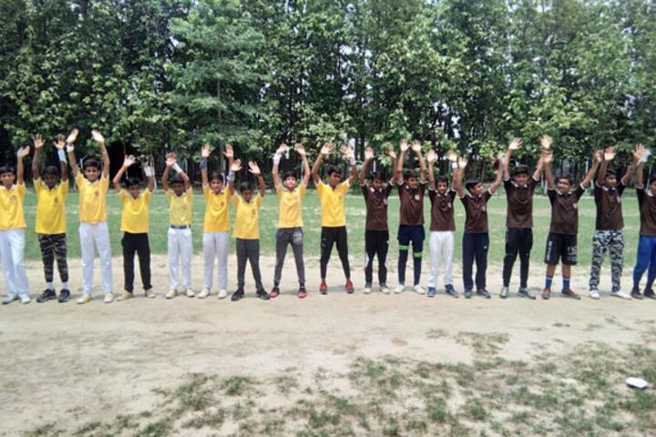 Buddha Public School-Exercise