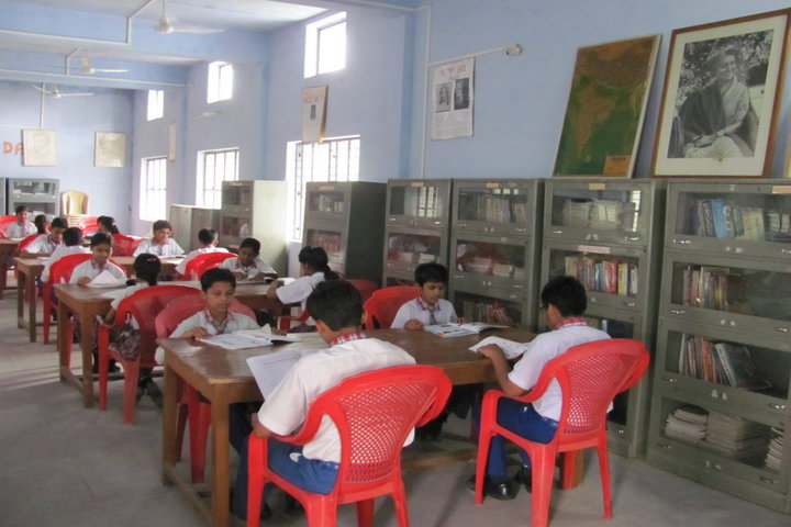 Buddha Public School-Library
