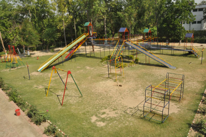 Buddha Public School-Play Area