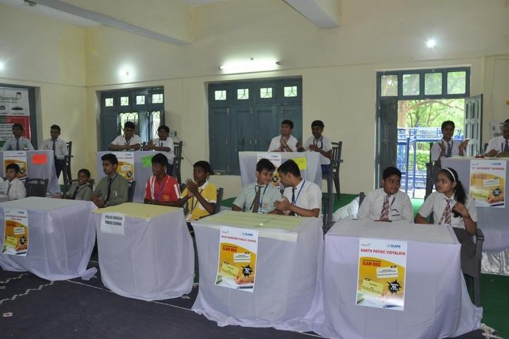 Buddha Public School-Quiz Compition