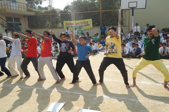 C S H P Memorial Public School-Karate
