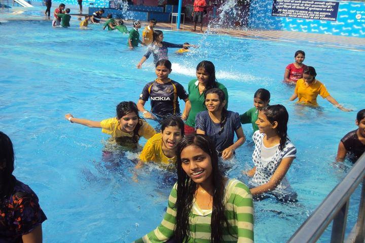 C S H P Memorial Public School-Swimming Pool
