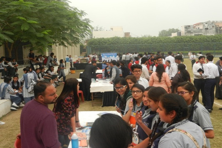 C L Gupta World School-Careers Fair