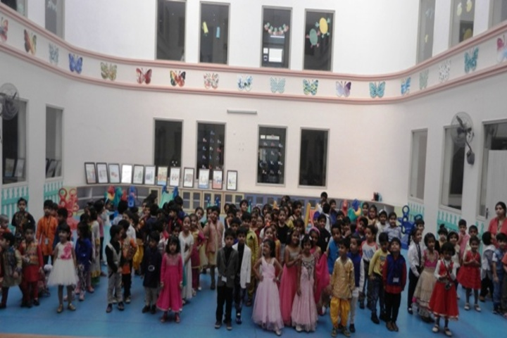 C L Gupta World School-Diwali Celebrations