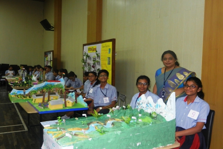 C L Gupta World School-Exhibition