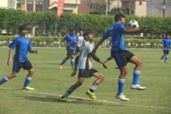 C L Gupta World School-Foot Ball
