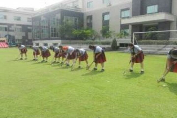 C L Gupta World School-Hockey