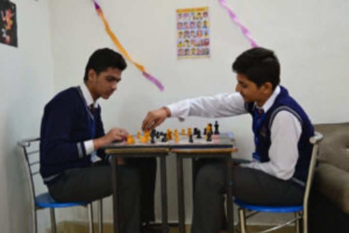 C S H P Public School-Chess