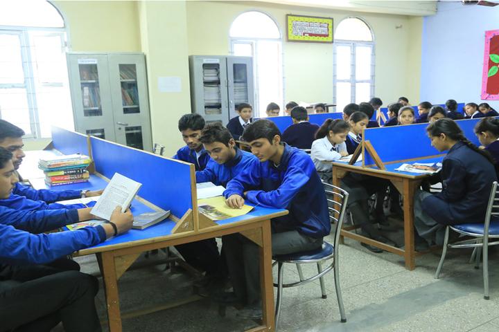 C S H P Public School-Library