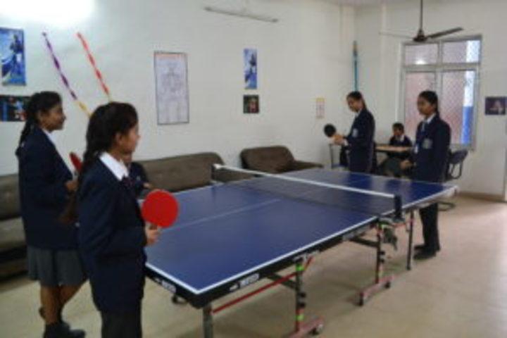 C S H P Public School-Table Tennis