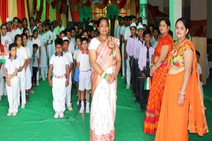 C L M  Public School-Assembly
