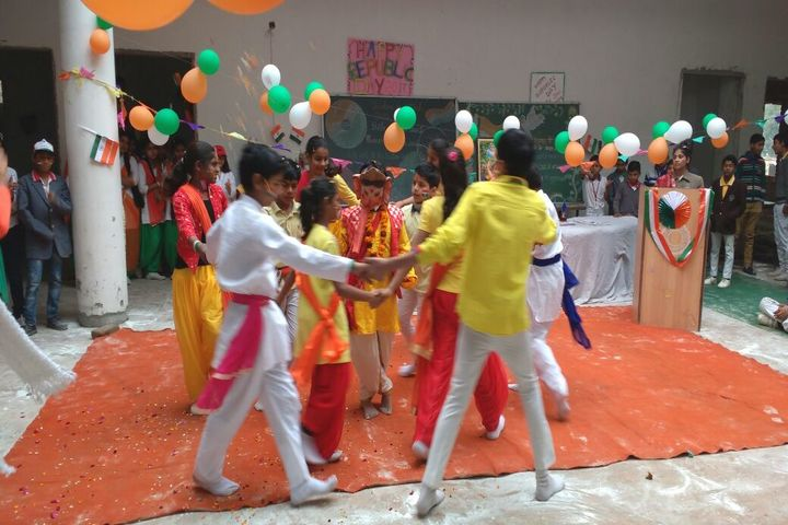C L M  Public School-Independence Day
