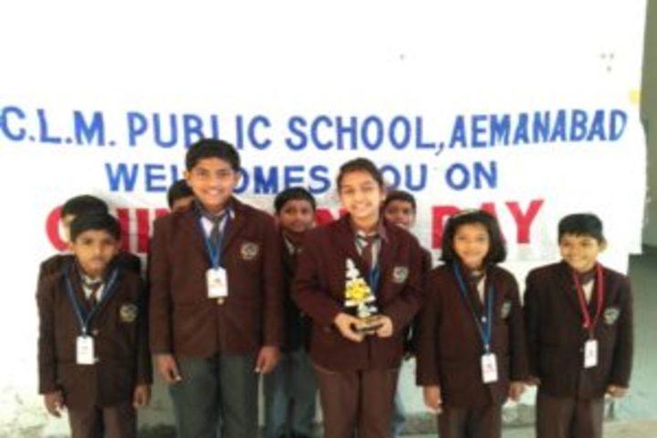 C L M Public School-Achievements