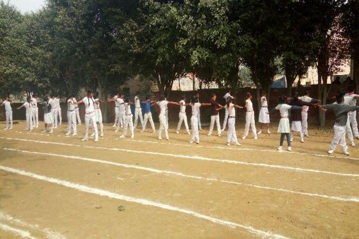 C L M Public School-Exercise
