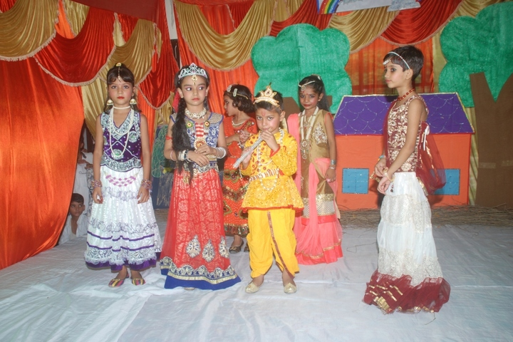 C L M Public School-Krishna Jayanthi