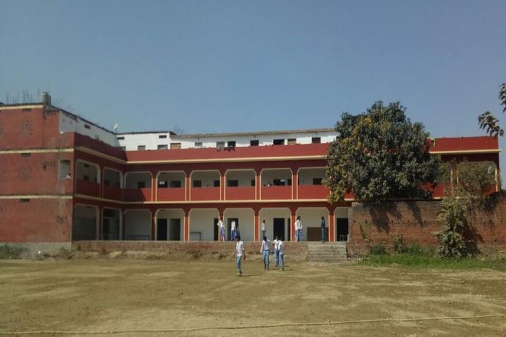 C M G Publice School-Campus