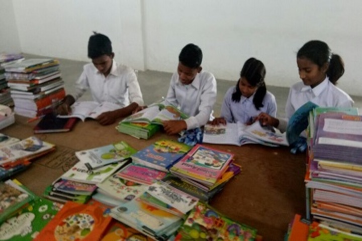 C M G Publice School-Library