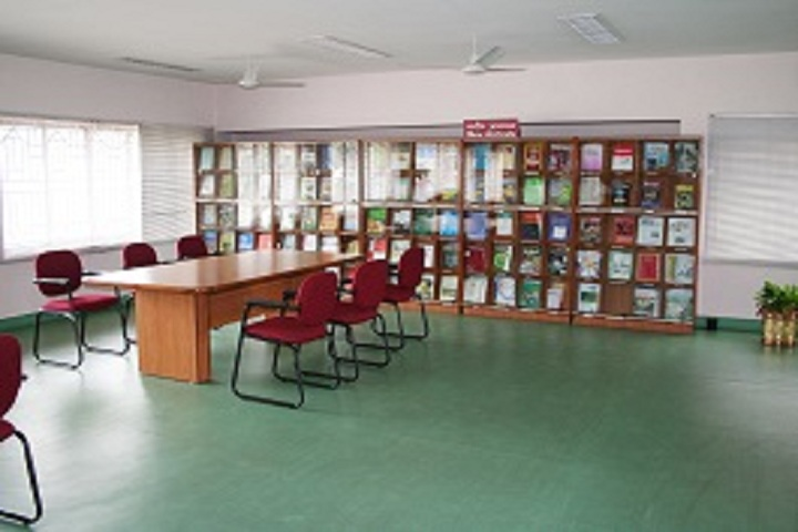 CMG Public School-Library