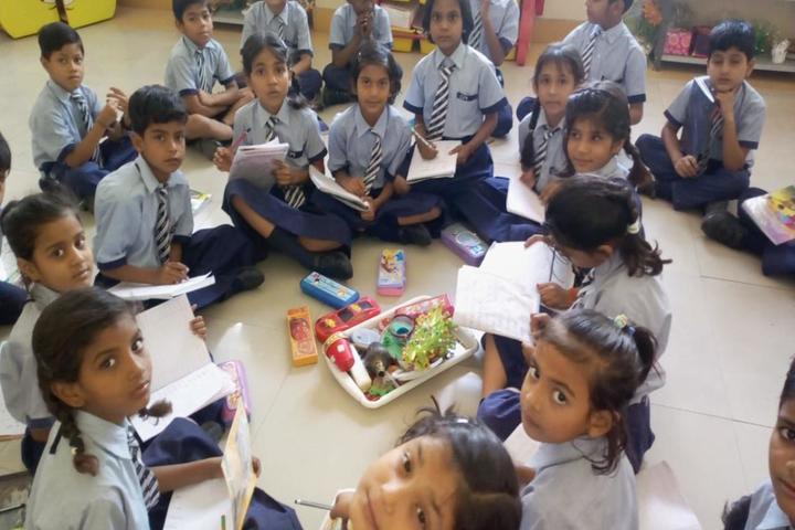 C P International School-Activity Room