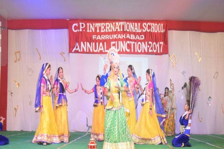 C P International School-Annual Day