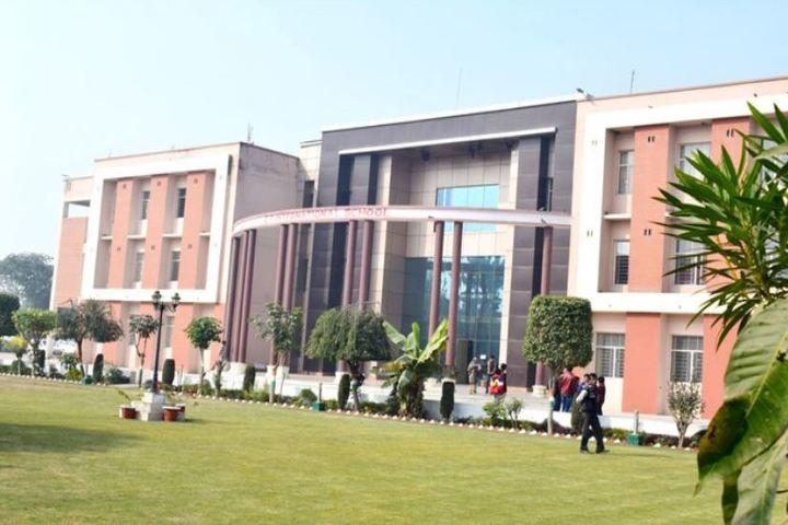 C P International School-Campus