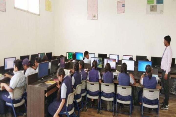 C P International School-ComputerLab