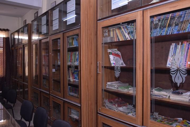 C P International School-Library
