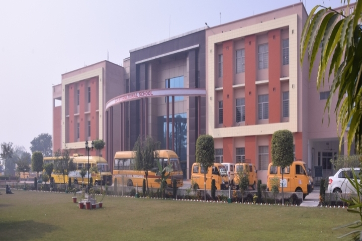 C P International School-Transport