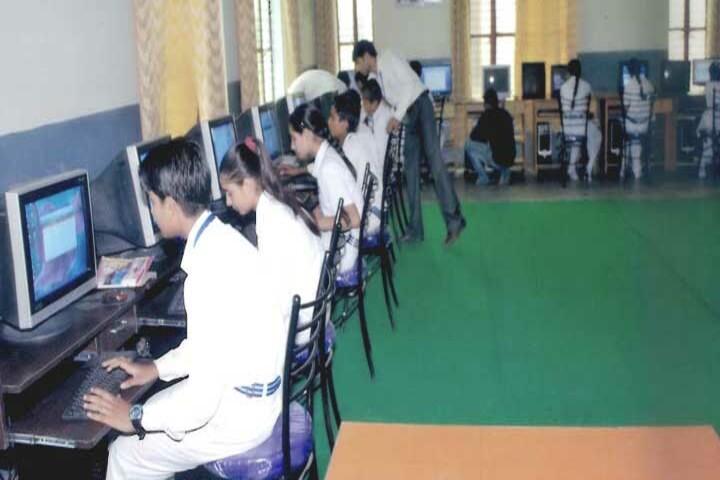 C P S Public School-Computer Lab
