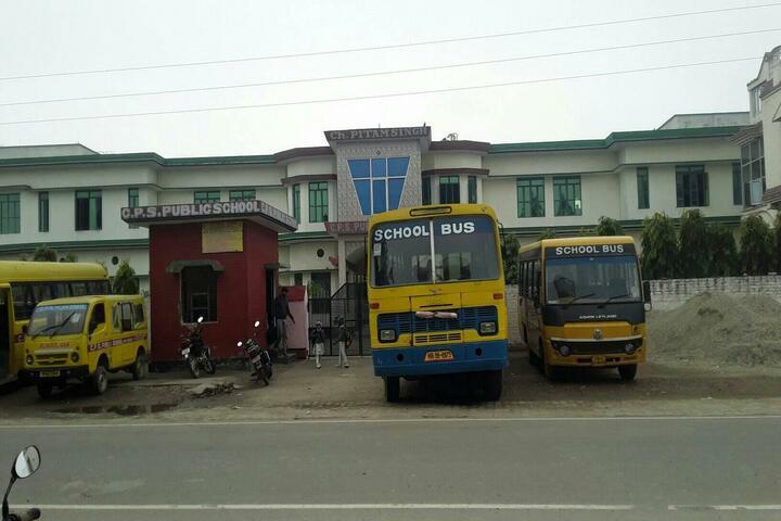 C P S Public School-School Bus
