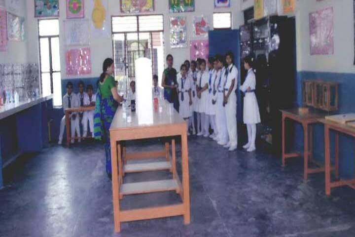 C P S Public School-Science Lab