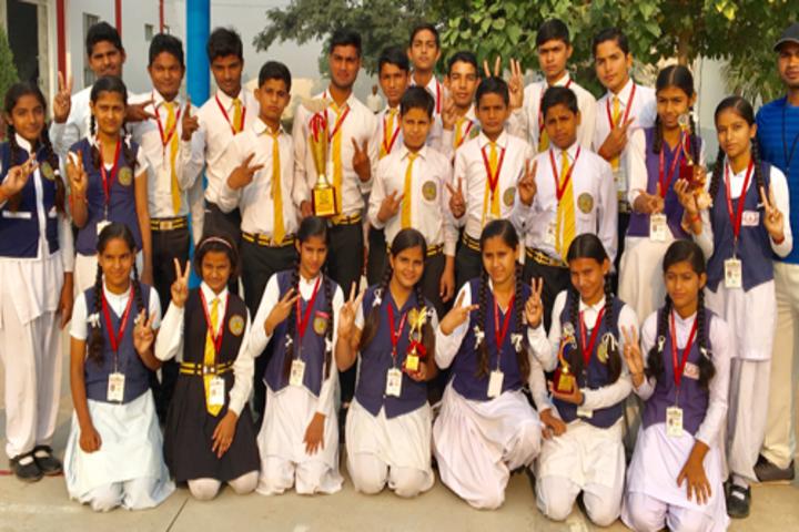 C V International School-Awards