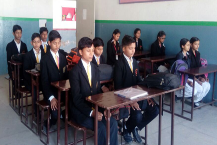 C V International School-Career Development Programmes