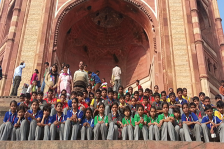 C V International School-Educational Tours And  Excursion